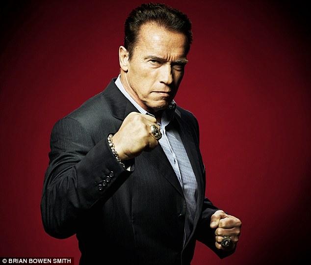 Arnold Schwarzenegger : sa photo nue pourrait partir