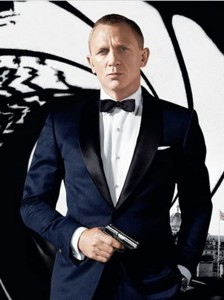 James bond mission