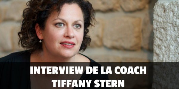 Interview : Tiffany Stern, coach à Actors Factory