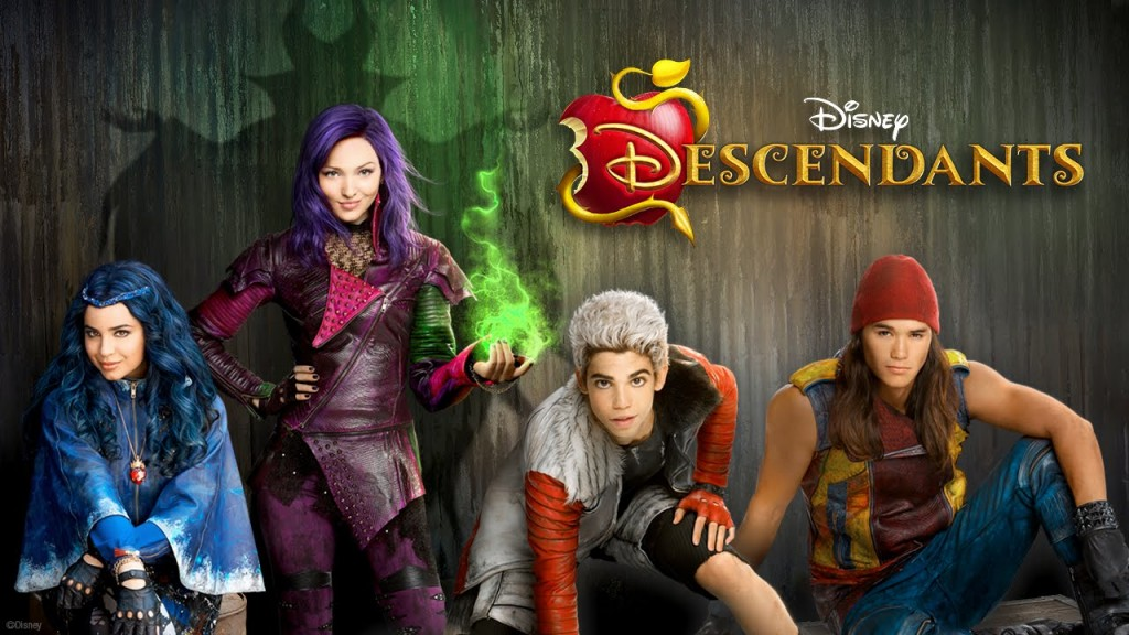 Descendants Affiche 2