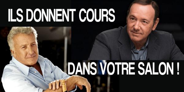 2 Acteurs Oscarisés Vous Donnent Cours Chez Vous !